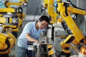 China prefiere la robotización a la mano de obra barata