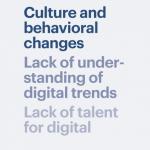 Las barreras más importantes para cumplir con los requisitos digitales.