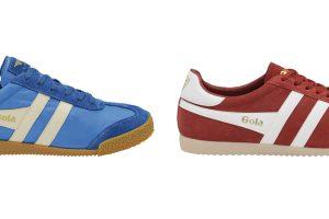 Las míticas zapatillas de Gola cumplen 50 años