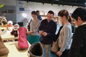 El calzado murciano se presenta en Japón