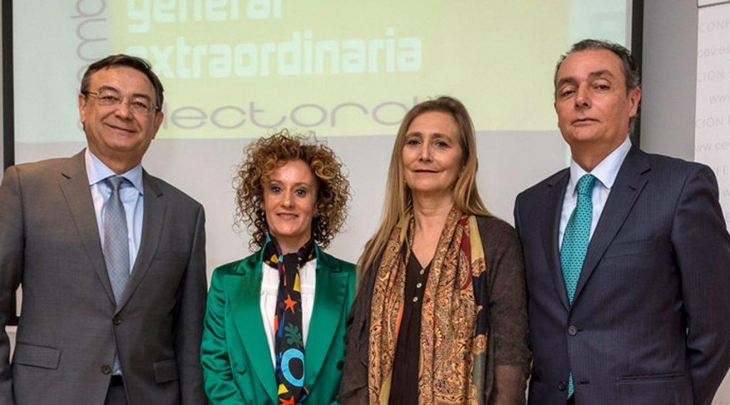 Rosana Perán nueva presidenta del Consejo Empresarial Provincial de Alicante