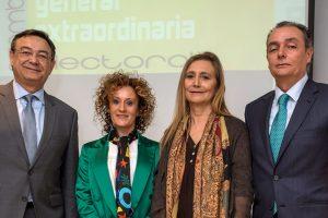 Rosana Perán, nueva presidenta por Alicante del CEV