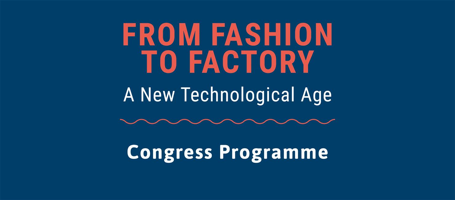 Programa del 20º Congreso de la Unión Internacional de Técnicos de la Industria del Calzado (Uitic)