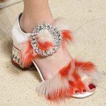 Miu Miu zapatos otoño invierno