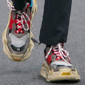 Balenciaga zapatos otoño invierno