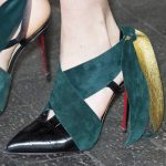 Roland Mouret zapatos otoño invierno