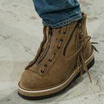 White Mountaineering zapatos otoño invierno