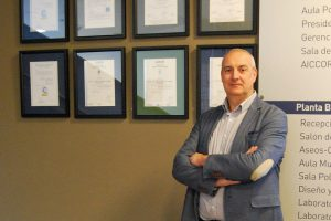 Óscar Gámez, nuevo presidente de Aiccor y CTCR