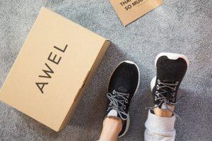 Awel, zapatillas para todos los momentos