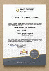 panter certificado