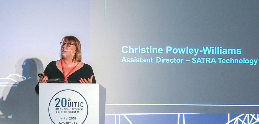 Christine Powley-Willians. Satra. Reino Unido.