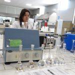 Laboratorio del Centro Tecnológico del Calçado de Portugal (CTCP).