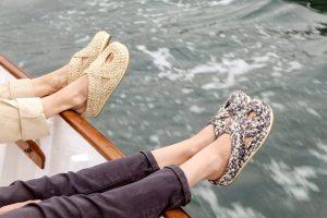 Zapatos Pla: más manos, menos máquinas