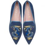 Ella dragon loafer The world at your feet