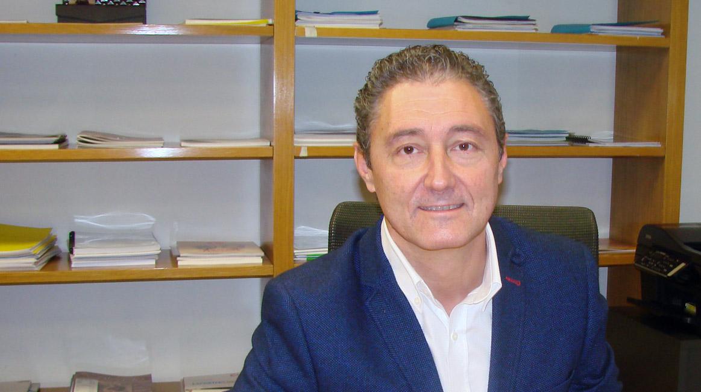 José Monzonís, presidente la Federación de Industrias del Calzado español (FICE)