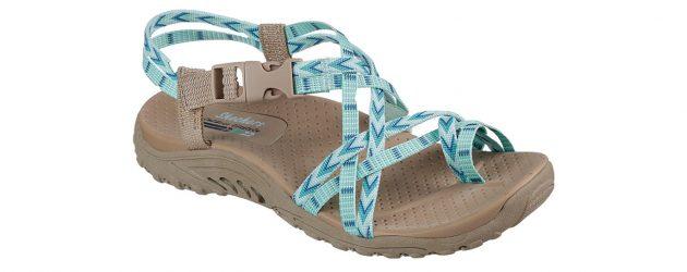 Sandalias Skechers para los días de calor