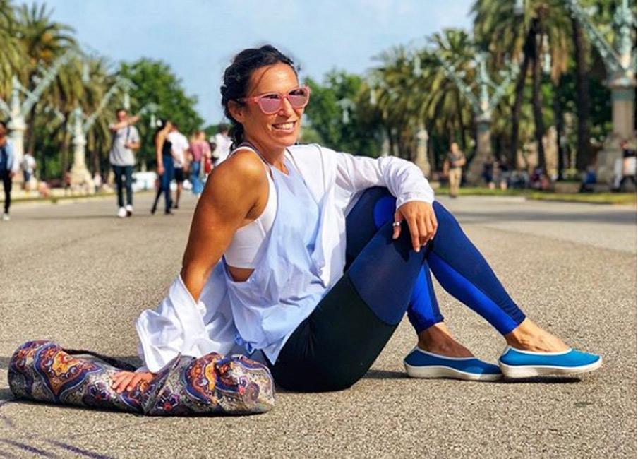 La blogera fitness Paula Butragueño, de Inspira Fit