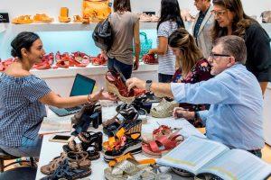 Momad Shoes impulsa la visita de compradores internacionales