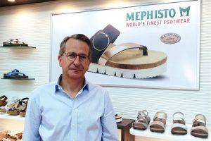 «Mephisto es una marca comprometida con el confort»