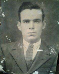 José Parreño boto rociero