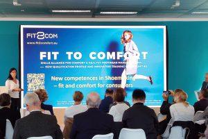 Fit2Com, expertos en la fabricación de calzado cómodo y saludable