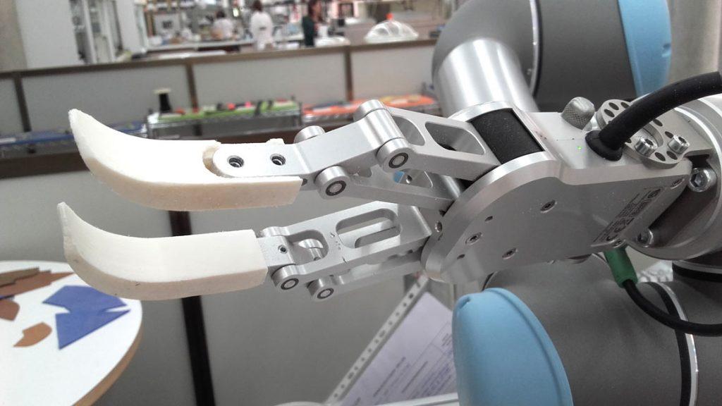 Manipulador mecánico colaborativo