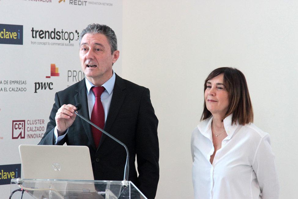 José María Monzonís y Charo Izquierdo