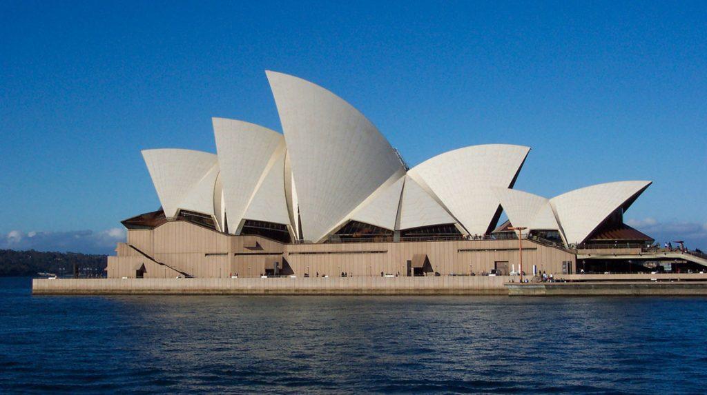 Ópera de Sidney (Australia)
