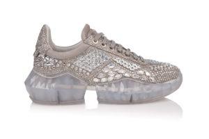Diamond, la sneaker de lujo de Jimmy Choo