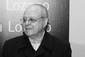 Fallece el zapatero Pedro Lozano
