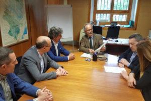 Comisión para relanzar el calzado de Aranda