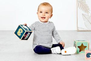 Biomecanics, calzado a medida en cada etapa del niño