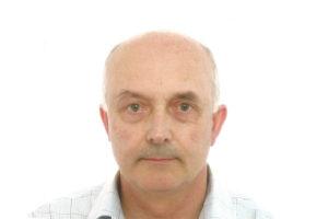 Carlos Manrique Marco, responsable de la unidad técnica de Inescop en Arnedo, se jubila