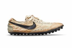 Subasta récord por unas zapatillas