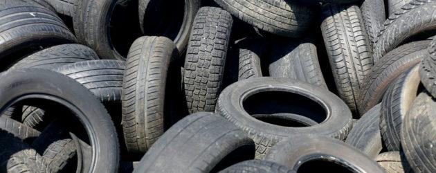 Nuevo material para fabricar aislantes de calzado reutilizando neumáticos