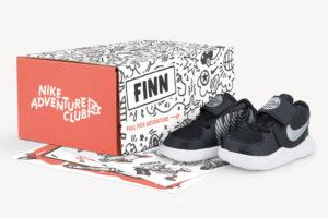 Adventure Club, el servicio de suscripción de zapatillas infantiles de Nike