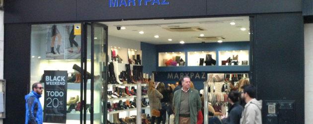Marypaz desembarca en Italia