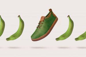Indianes, zapatillas de fibra de plátano