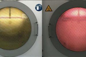 Inescop investiga mejorar la adhesión de los materiales con tecnología plasma