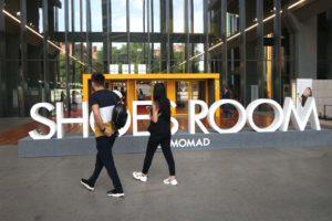 Un 2% más de visitantes en la última edición de ShoesRoom by Momad