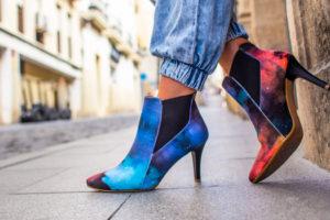 Sinigual personaliza los zapatos con tus propias imágenes