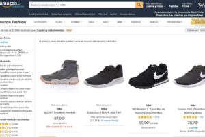 Nike abandona Amazon