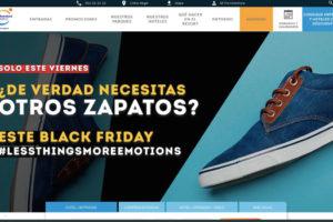 Calzado y textil protestan por los ataques a su comercio en Black Friday