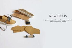 Starlei, las zapatillas sostenibles que puedes hacer tú mismo