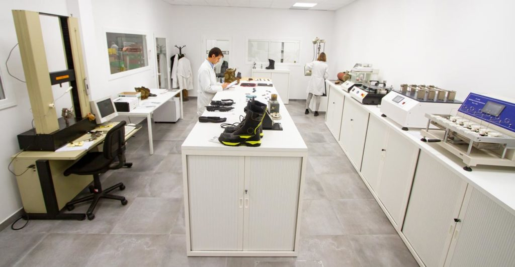 laboratorio chiruca