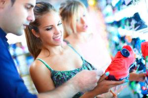 El comercio de calzado en España crece un 7,8% en el primer semestre de 2019