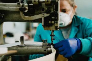 El calzado de La Rioja se une a la lucha contra el coronavirus