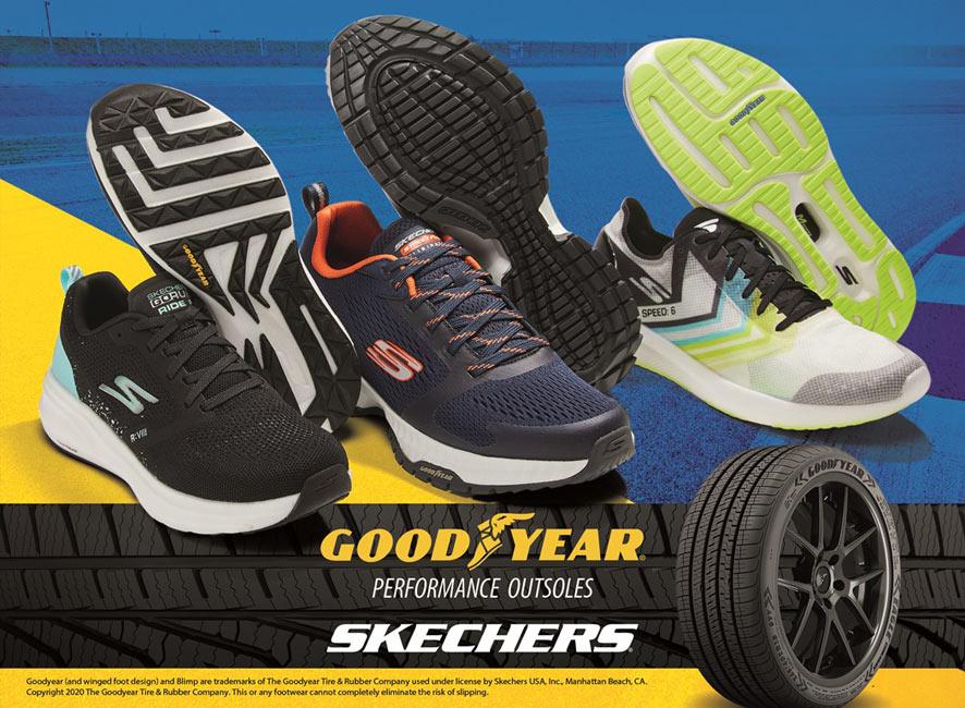 Skechers Goodyear
