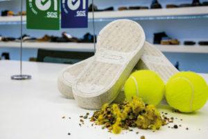 ISI Soles: suelas de pelotas de tenis