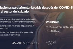Estrategias para mantener la continuidad de las empresas de calzado ante la crisis del covid-19
